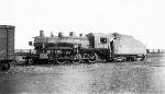 CP 4-6-0 #1027 - Canadian Pacific