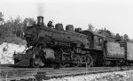CP 4-6-0 #814 - Canadian Pacific