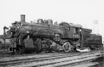 CP 4-6-0 #847 - Canadian Pacific